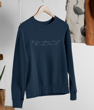 Load image into Gallery viewer, Universe Believer - Organic & Recycled Relaxed Fit Sweatshirt