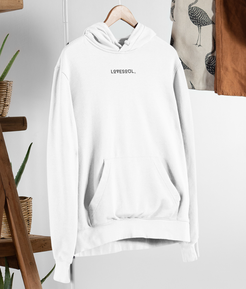 LoveSoul - Organic & Recycled Classic Hoodie