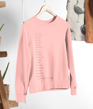 Load image into Gallery viewer, Save the Earth Prophecy - Organic & Recycled Relaxed Fit Sweatshirt