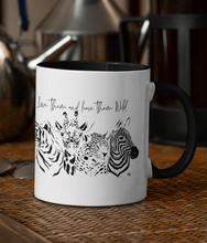 Load image into Gallery viewer, Love Them And Leave Them Wild - Ceramic Mug