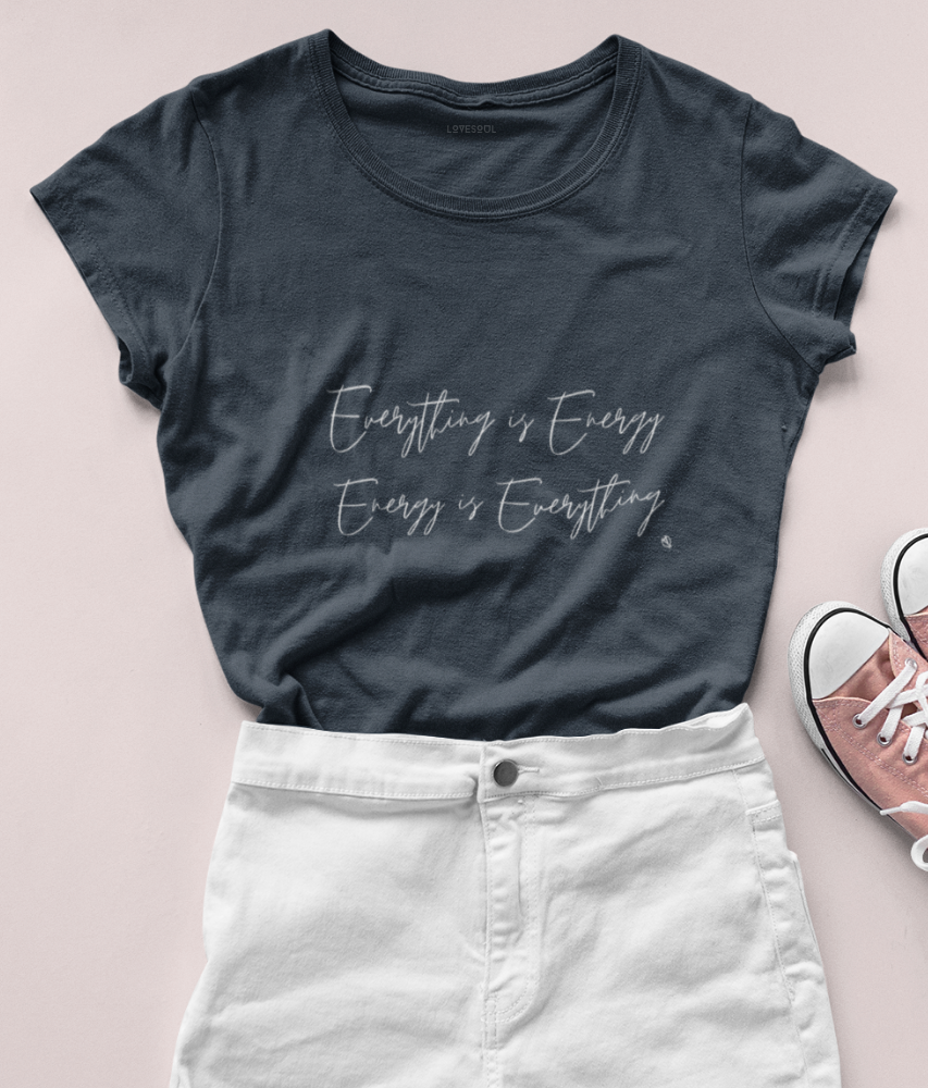 Everything is Energy - 100% Organic Cotton Classic T-Shirt