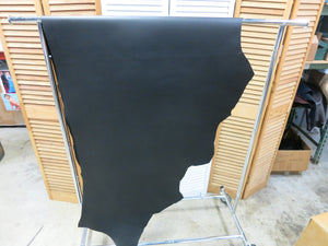 Black cowhide sides 2-3oz