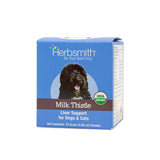 Herbsmith Milk Thistle 75g Powder(dogs & cats}