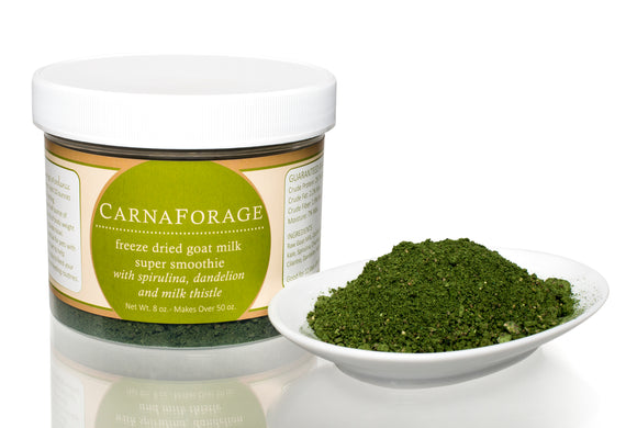 Steve's CarnaForage for dogs & cats Refill 8oz