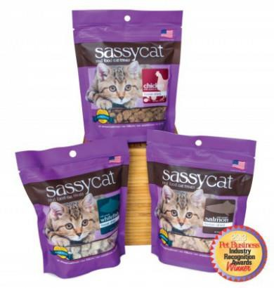 Herbsmith Herbsmith Sassy Cat Treats - 冷凍乾燥貓咪小食