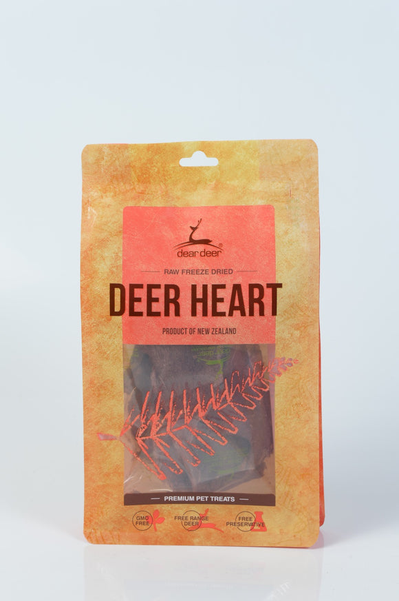 dear deer 臻鹿 鹿心 Deer Heart 50g