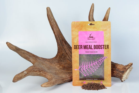 dear deer 臻鹿 鹿增鮮 Deer Meal Booster 120g