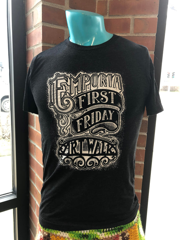Emporia First Friday T-shirt