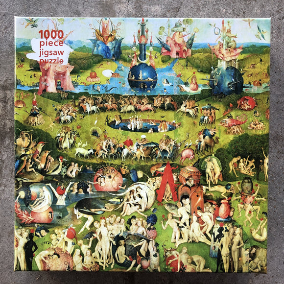 Garden of Earthly Delights Puzzle
