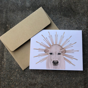 Sacred Cow Card