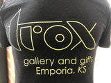 Black Trox Gallery and Gifts T-shirt