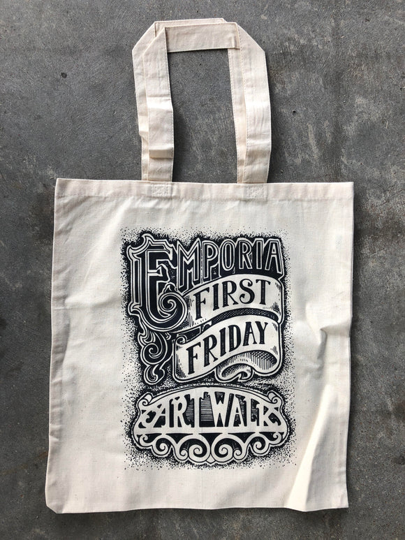 Emporia First Friday Tote Bag