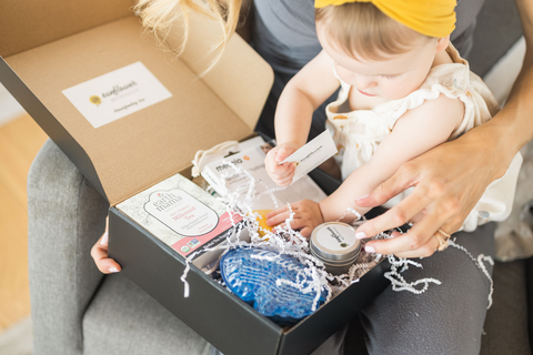 Postpartum Gifts for Moms