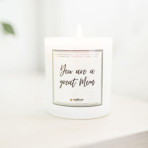 Great Mom Candle