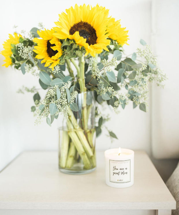 Great Mom Candle 1