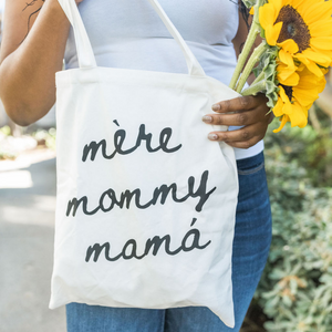 Mommy Reusable Tote