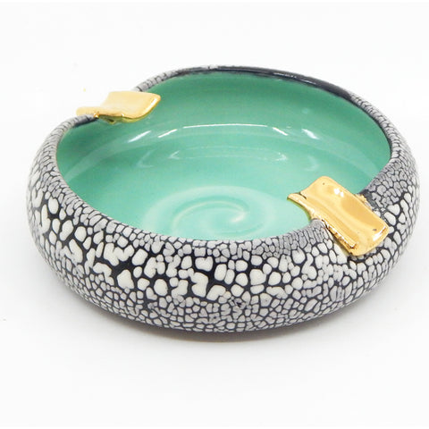 Ashtray in Seafoam - 38