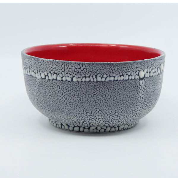 Classic Soup Bowl in Red - 8