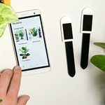 Smart plant sensors with solar cell: Pro Set