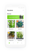Load image into Gallery viewer, Smart plant sensors with solar cell: Pro Set