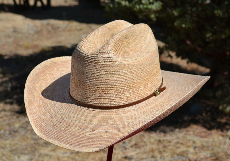 Alamo Hat Co 10X Sahuayo Palm Kids/Youth Cowboy Hat (6 1/8 - 6 7/8)