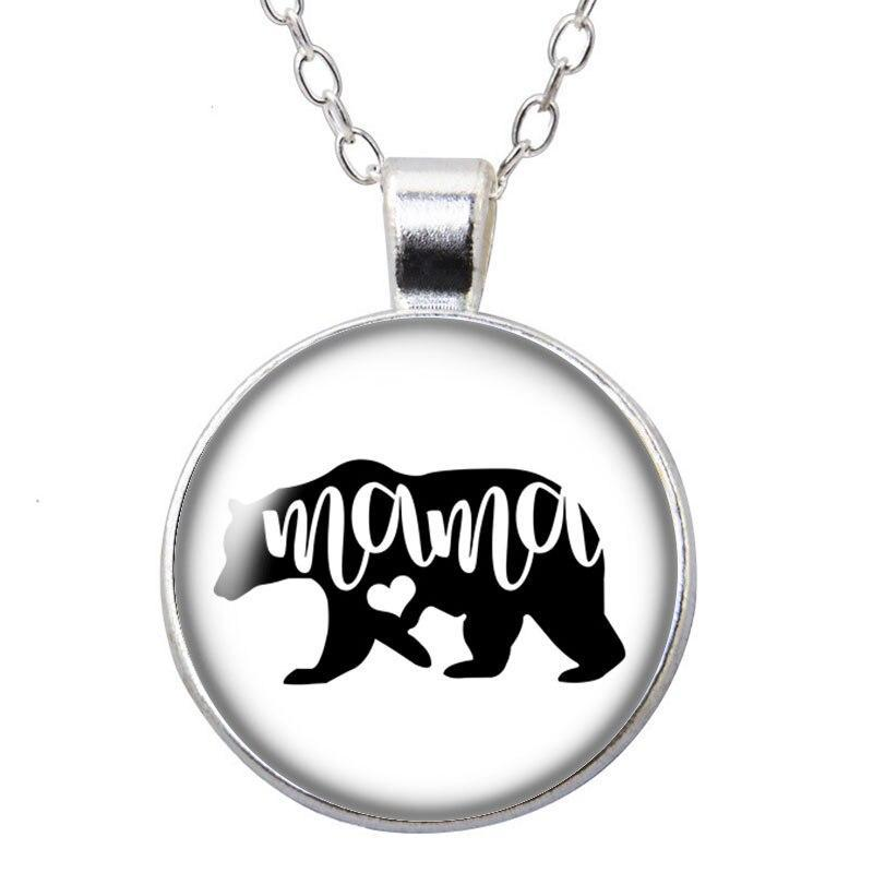 Collier Ours  Grand Coeur