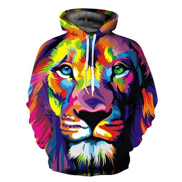 Sweat Lion  Art de Vivre
