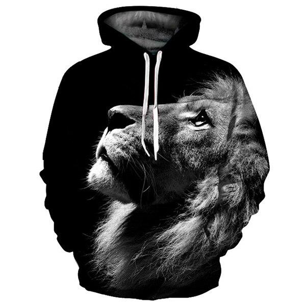 Sweat Lion  Cubisme