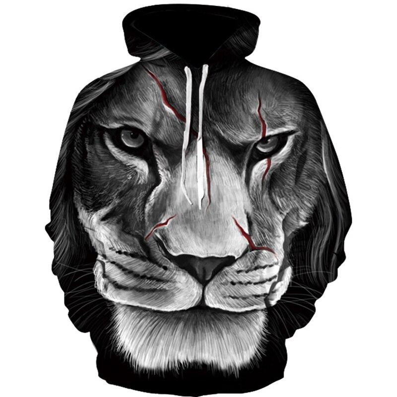Sweat Lion  Instinct Guerrier