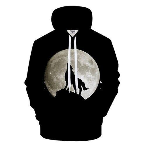 Sweat Loup  Roi Nocturne