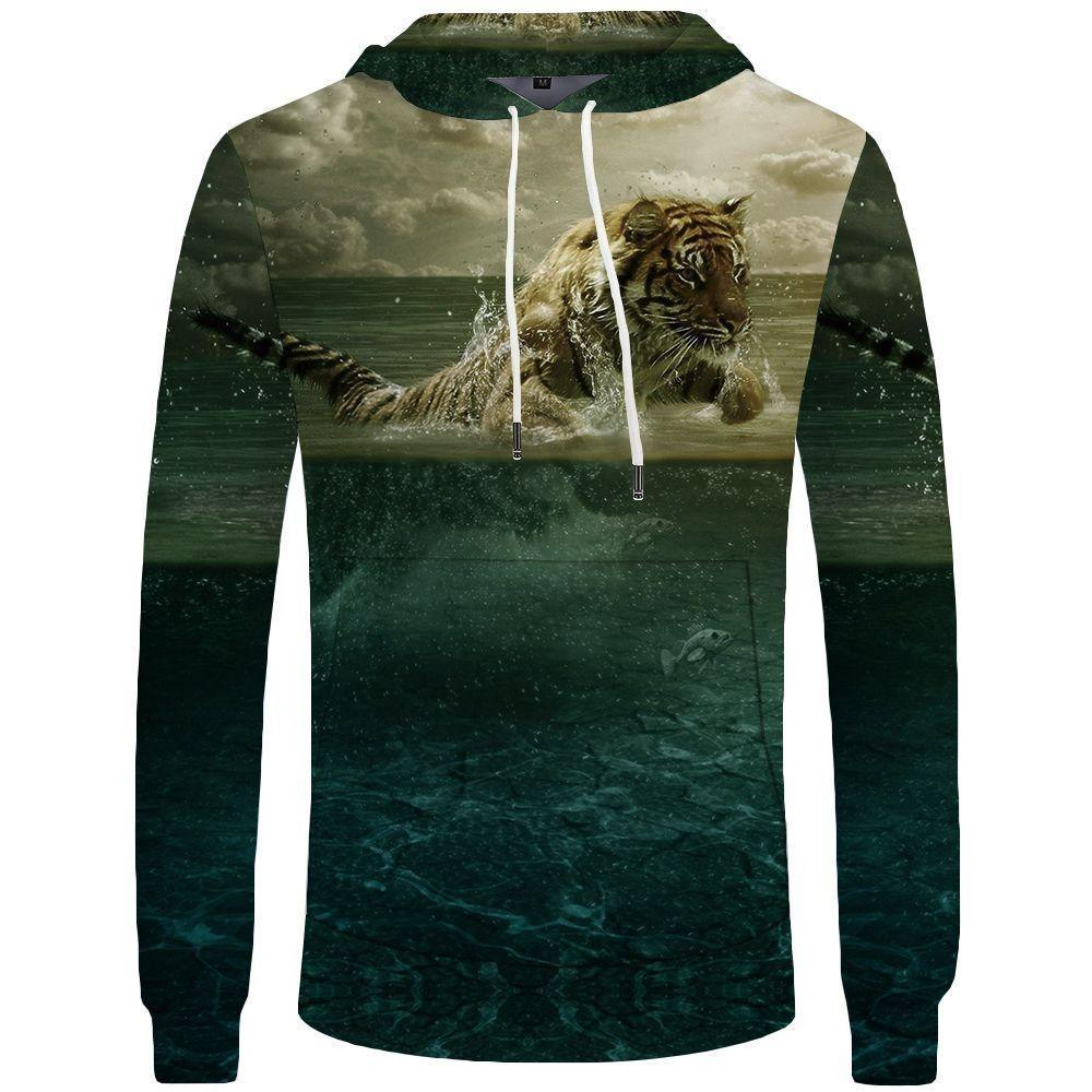 Sweat Tigre  Instinct Survie