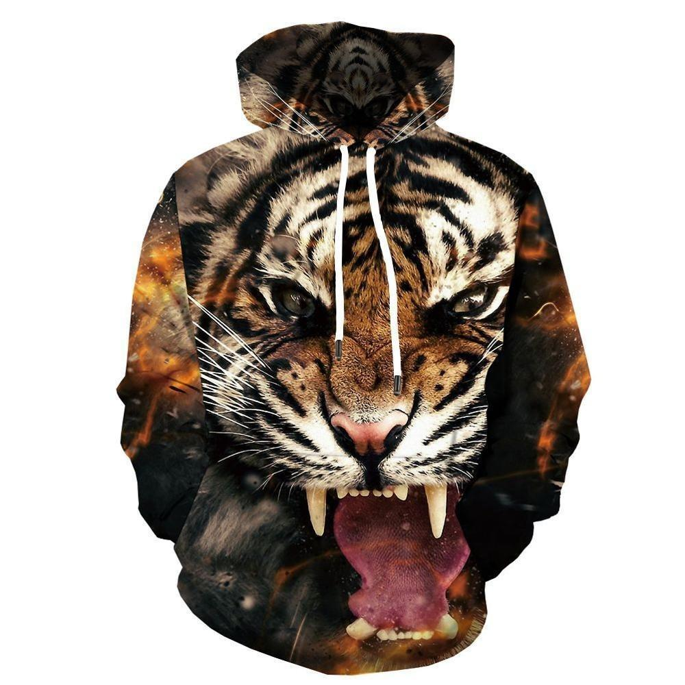 Sweat Tigre  Terrible Rage
