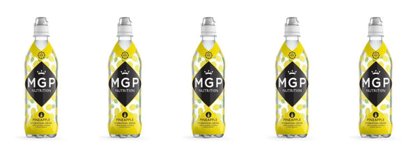 THE NEW PINEAPPLE HYDRATION IS HERE!
