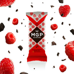 Shop Max Golf Protein Cacao & Raspberry Bars Healthy Vegan