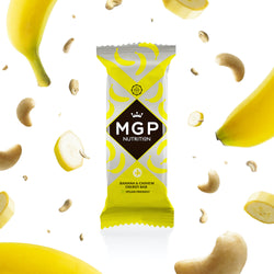 Shop Max Golf Protein Banana Bars Healthy Vegan