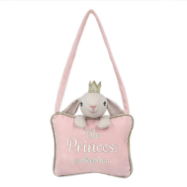 The Princess Is Sleeping Door Hanger