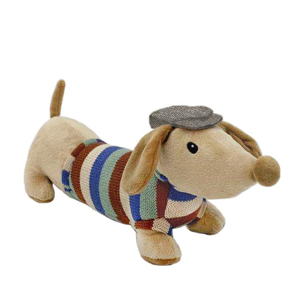 Pierre French Dog Plush Toy