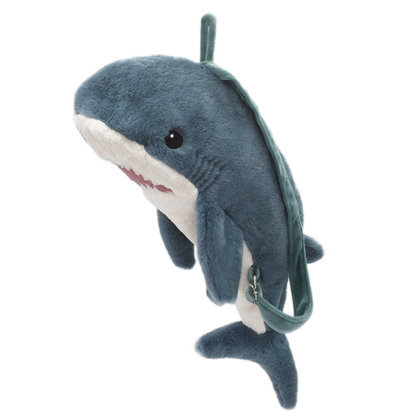 'Seaborn' Shark Plush Backpack