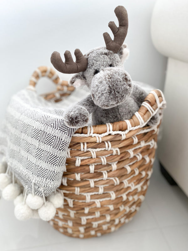 'MARLEY' THE MOOSE PLUSH TOY