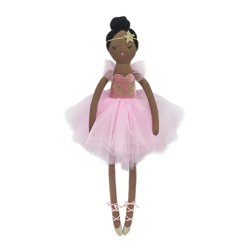 'LOUISE' PRIMA BALLERINA AFRICAN AMERICAN DOLL
