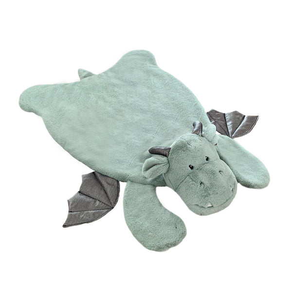 'DAX' THE DRAGON BABY PLUSH PLAY MAT