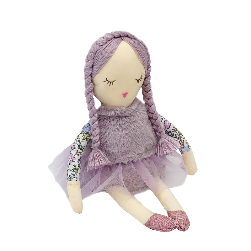 Lavender Doll Cuddle Bud
