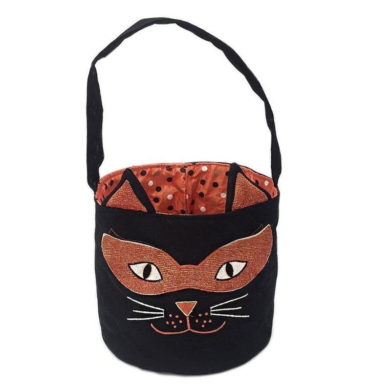 CAT HALLOWEEN CANDY BAG
