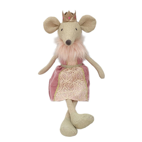 Lux Queen Mouse Doll