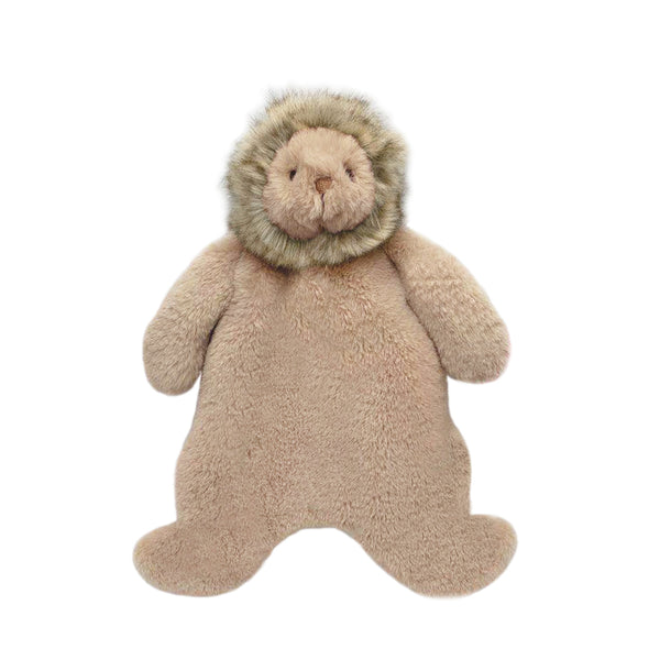 'LUCA' LION PLUSH BABY SECURITY BLANKET
