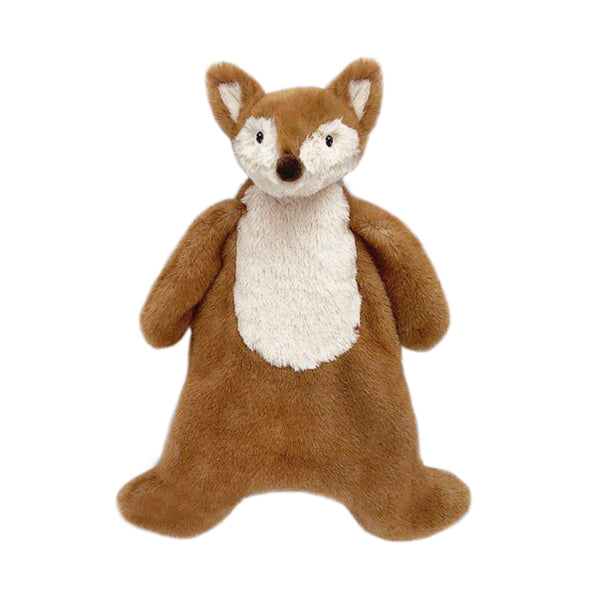 'FINN' FOX PLUSH BABY SECURITY BLANKET
