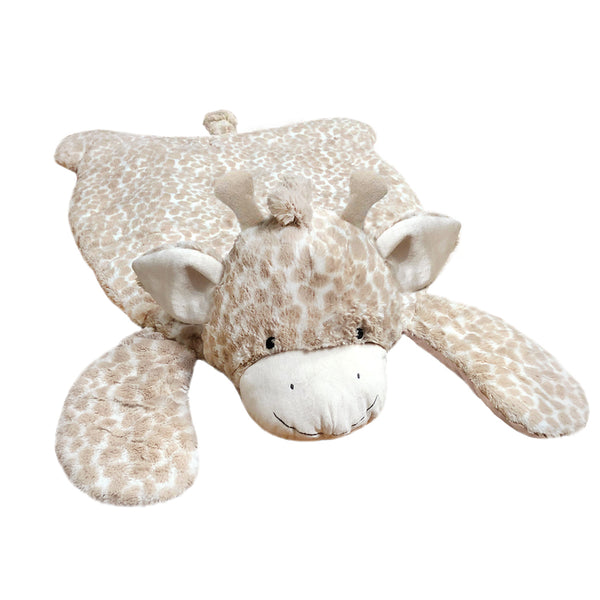 'GENTRY' GIRAFFE PLUSH PLAY MAT