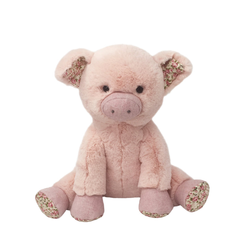 'ROSALIE' THE PIG PLUSH TOY