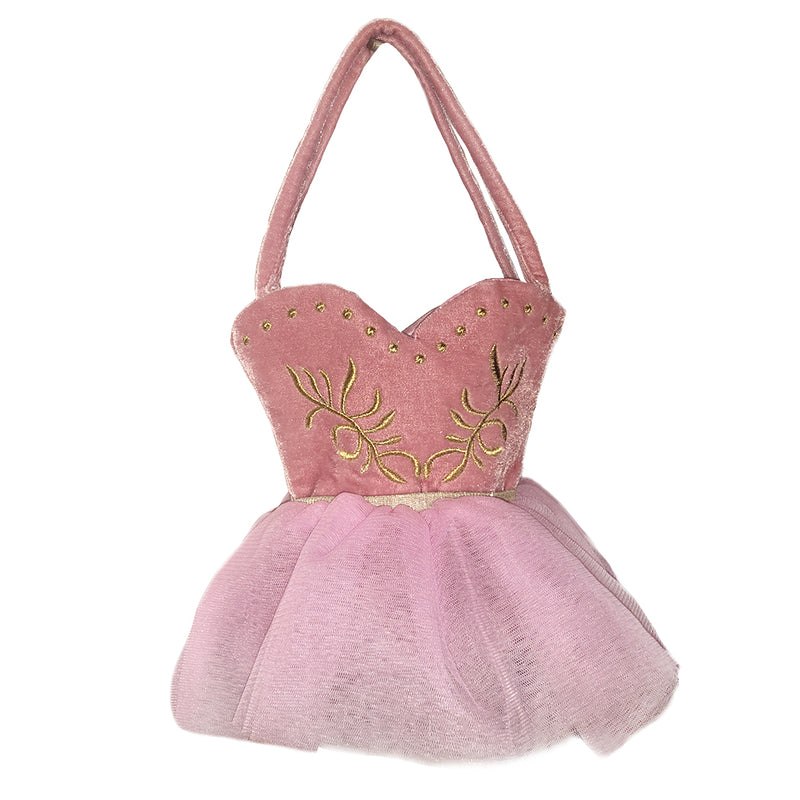 Ballerina Tutu Toy Purse