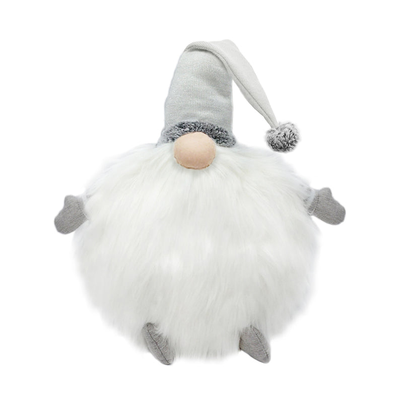 Silver Gnome Pillow